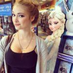 【アナと雪の女王】エルサにそっくりの美女と話題の女性「アンナ・フェイス(Anna Faith)」