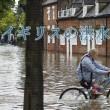 イギリスの洪水