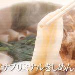 名古屋できしめんを食べると知らないうちにドラゴンズファンになる
