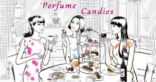 Perfumeキャンディーズ似ている画像集