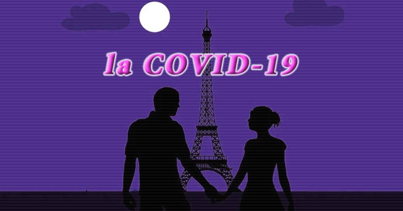 COVID-19(新型コロナウイルス感染症)は女性名詞に決定